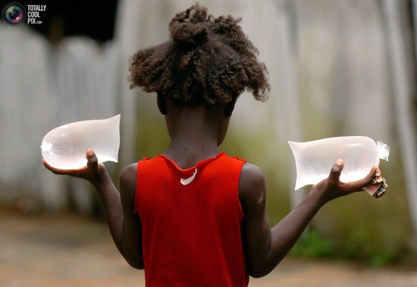 REUTERS - Jonathan Ernst - LIBERIA