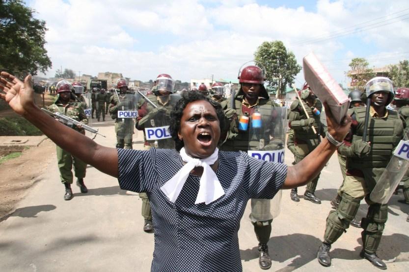 Kenya © Julius Mwelu / IRIN