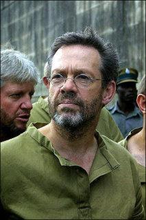Simon Mann en Guinée Equatoriale (2004)