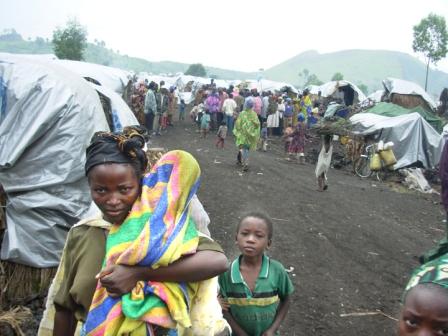 Goma, Nord Kivu (photo IRIN)