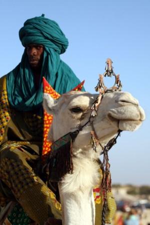 Touareg au Mali