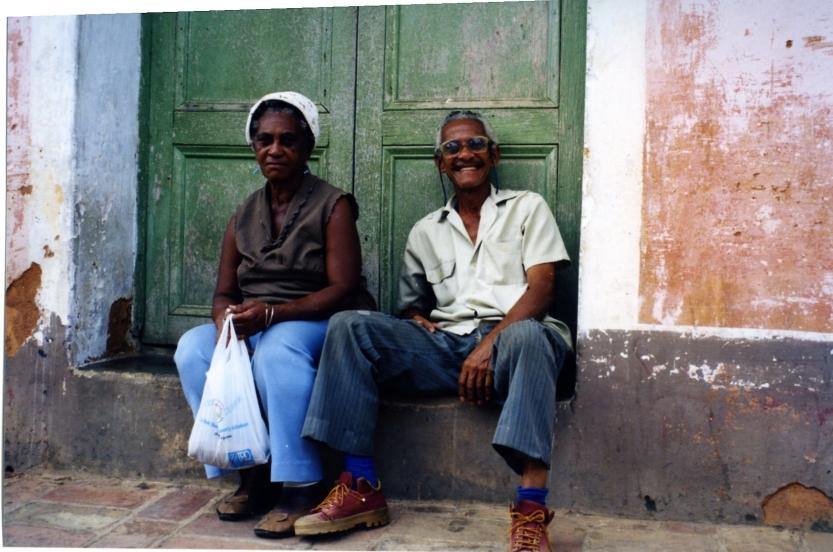 Cuba - Trinidad 12/1997