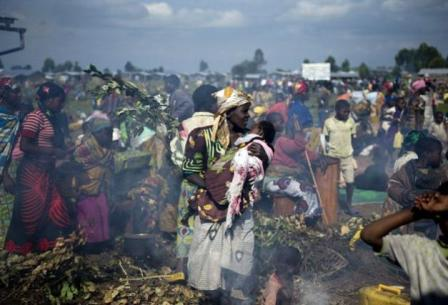 Nord Kivu (Getty photo - The Independent)