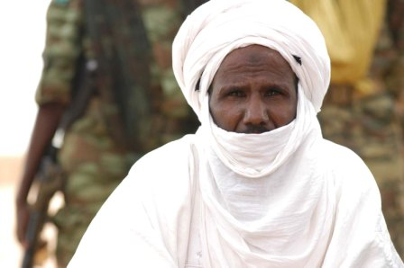 Touareg au Niger - Photo IRIN