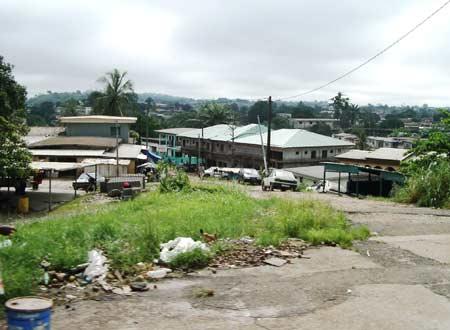 Les faubourgs de Libreville (source)